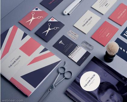 28 thiết kế bộ nhận diện thương hiệu đẹp mắt và sáng tạo